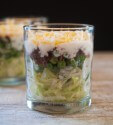Photo of Healthy Layered Party Pea Salad Recipe on CDKitchen