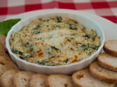 Recipe for Olive Garden Hot Spinach and Artichoke Dip