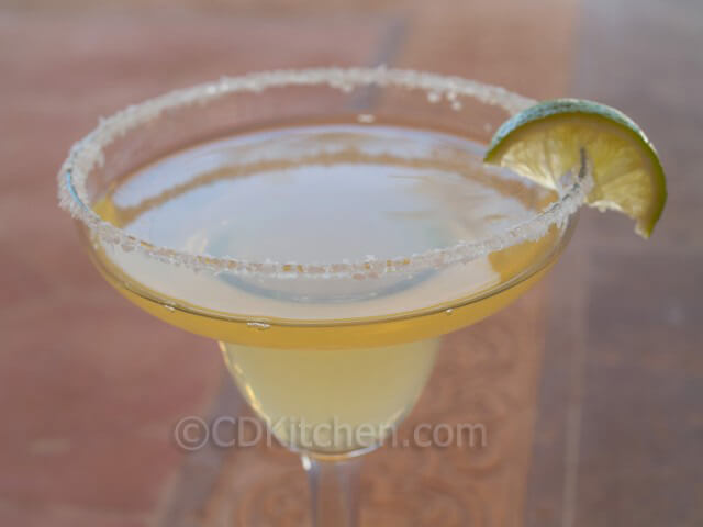 Applebee's Perfect Margarita Recipe