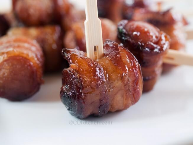 Bacon Wrapped Dogs Recipe