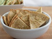 Photo of Pistachio Pita Wedges