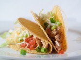 Photo of Speedy Spicy Chicken Tacos