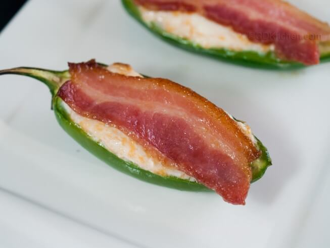 Featured recipe: Texas-Style Stuffed Jalapenos