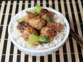 Photo of Ginger Meatball Stir-Fry Recipe on CDKitchen