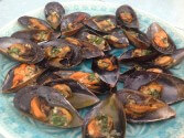 Photo of Baked Mussels in Garlic Butter Sauce