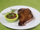 Photo of Santa Fe Steak Recipe on CDKitchen