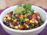 Photo of Southwestern Salsa With Black Beans & Corn