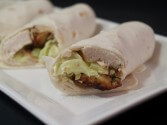 Photo of Chipotle Chicken Wraps
