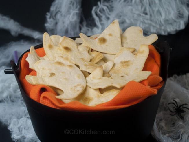 Featured recipe: Bat Chips