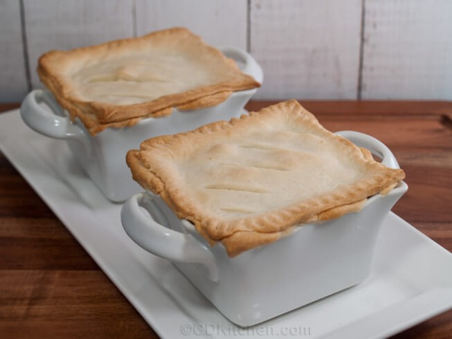 Marie Callender's Chicken Pot Pie Recipe