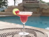Photo of Watermelon Coconut Margarita
