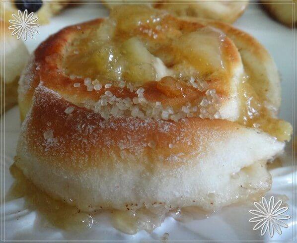 Cinnamon Apple Sweet Rolls Recipe — Dishmaps
