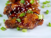 Asian Spiced Chicken Wings