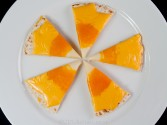 Photo of Candy Corn Quesadillas