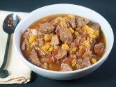 Crock Pot Mexican-Style Pork Stew