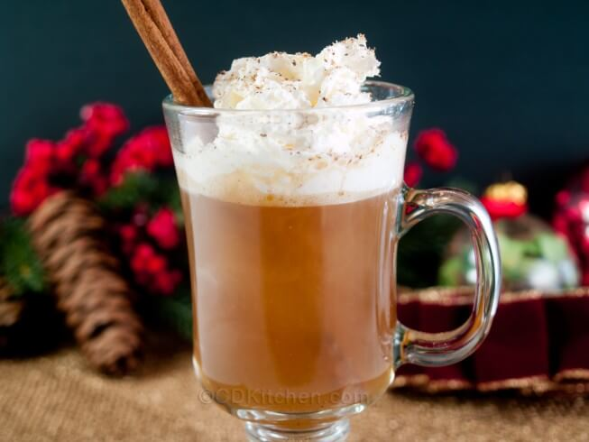 Colonial Hot Buttered Rum Recipe In The Crock Pot from CDKitchen