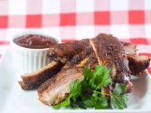 Photo of Easy Grilled Baby Back Ribs Recipe on CDKitchen