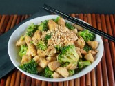Photo of Thai Chicken Stir-Fry With Spicy Peanut Sauce