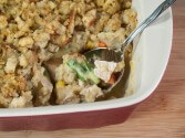 Photo of Easy Leftover Turkey Casserole