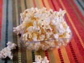 Photo of Cheesy Chili Popcorn