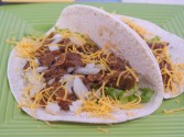 Crock Pot Shredded Beef Soft Tacos