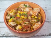 Crock Pot Chicken and Corn Chili