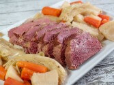 Photo of Corned Beef And Cabbage In Guinness