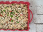 Photo of Chicken & Wild Rice Casserole Recipe on CDKitchen