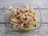 Photo of Bacon Cauliflower Salad