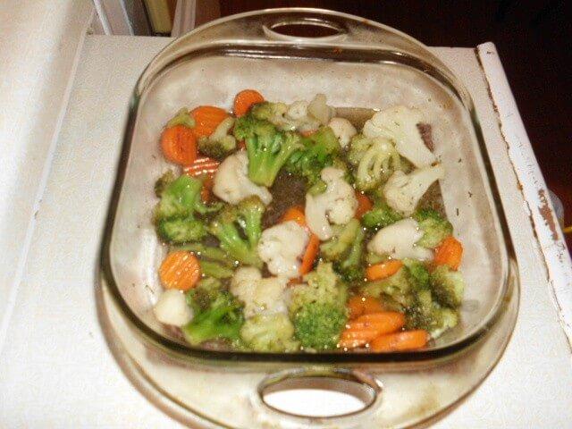 Honey-Glazed Roasted Vegetables Recipe from CDKitchen