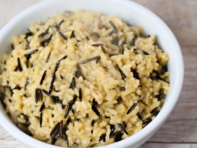 Uncle Bens Seasoned Long Grain & Wild Rice Mix Recipe