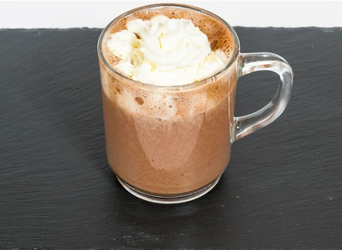 recipe for hot cocoa (large batch)