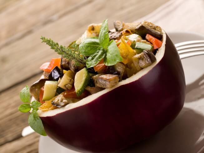 Ratatouille With Cinnamon Basil Recipe | CDKitchen.com