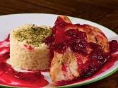 Cranberry BBQ Chicken