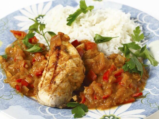 Louisianna Chicken Creole