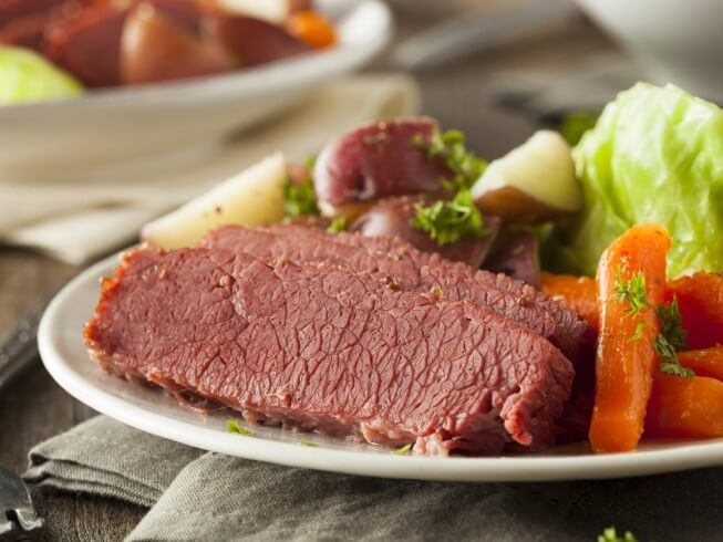 recipe for basic all-purpose corned beef