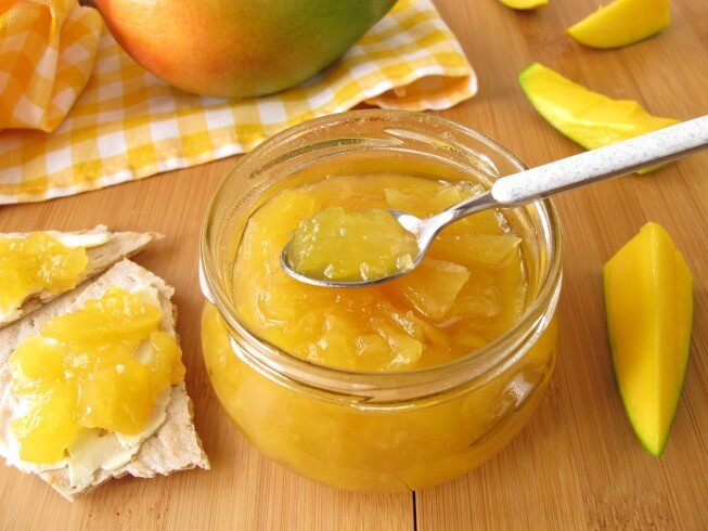 Mango Jam, Jelly and Preserves