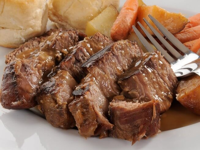 recipe for easy easter roast beef