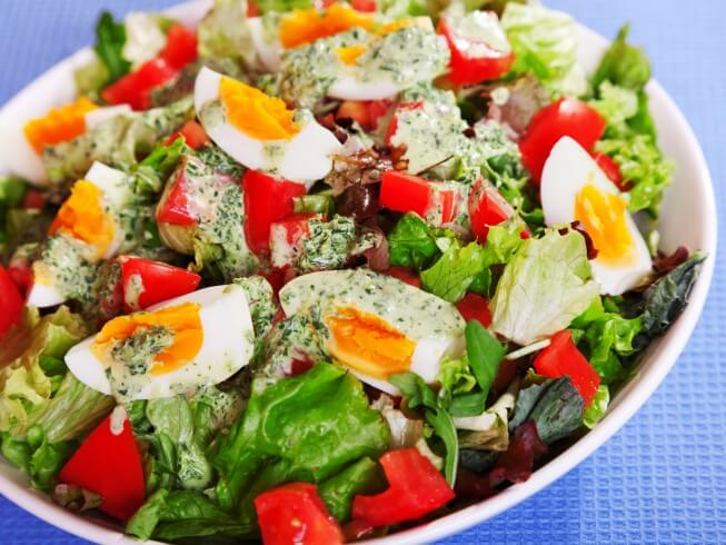 Party Buffet Composed Salad Recipe