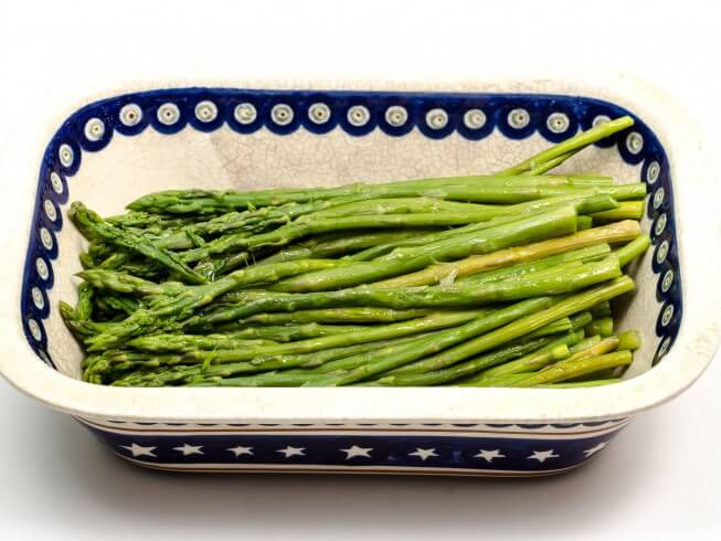 recipe for slow cooked asparagus