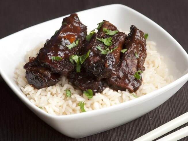 Hoisin Spare Ribs