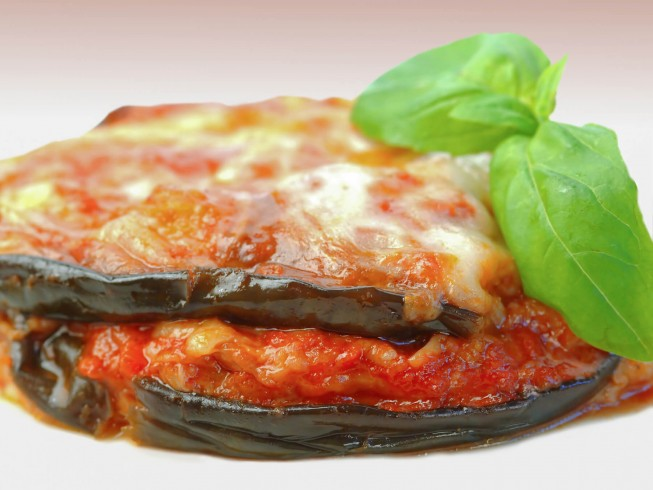 recipe for eggplant parmesan