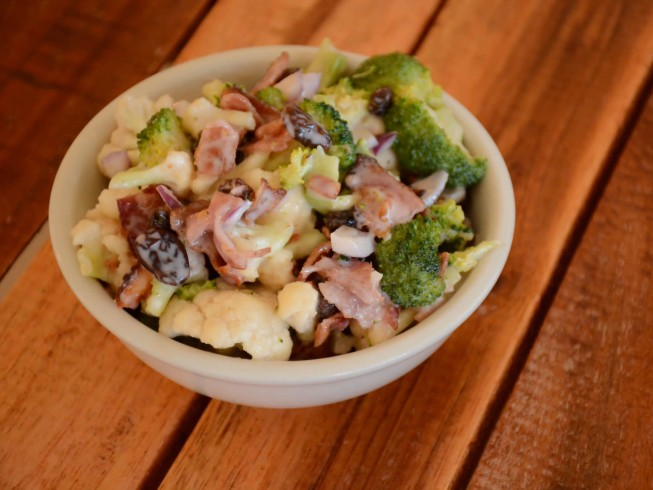 Vegetable Salad Recipes - CDKitchen