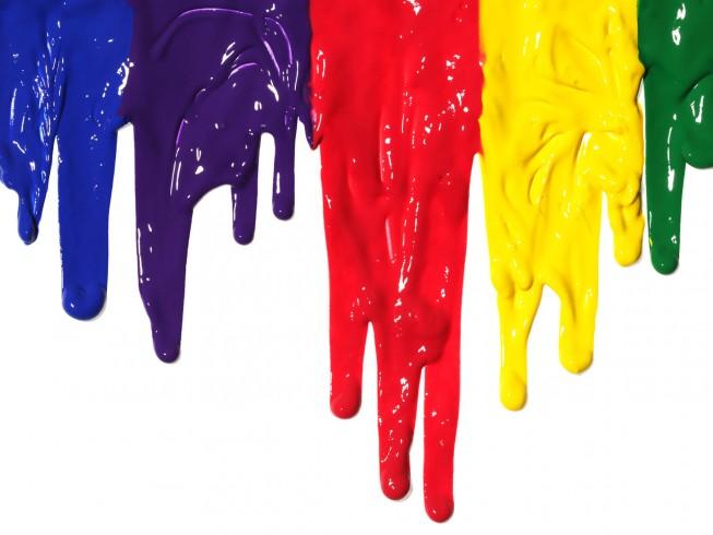 Shiny Craft Paint