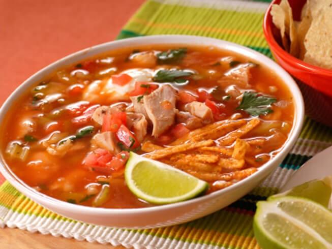 Speedy Taco Soup
