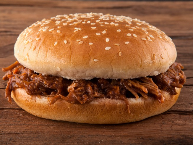 Barbecue Beef and Pork