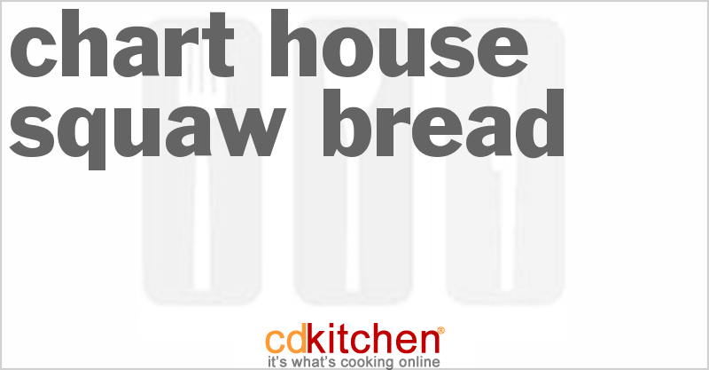 Chart House Squaw Bread and more recipes