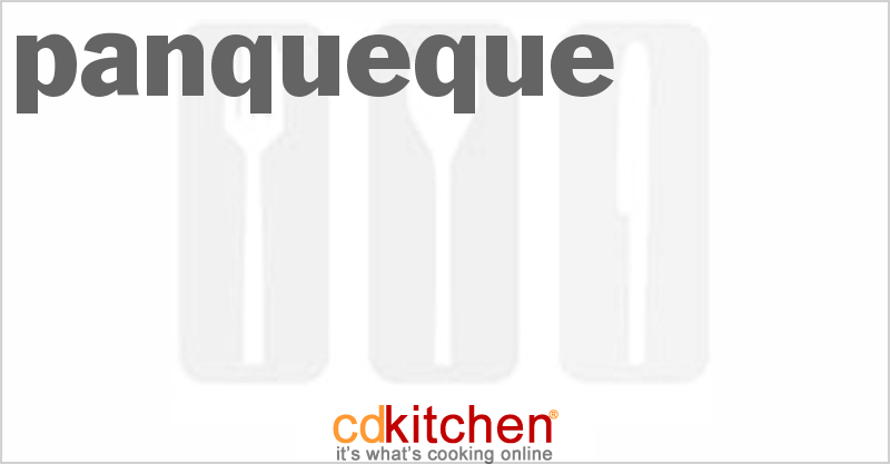Panqueque and more recipes