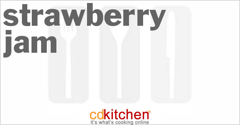 Strawberry Jam and more recipes