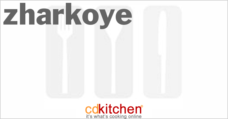 Zharkoye and more recipes